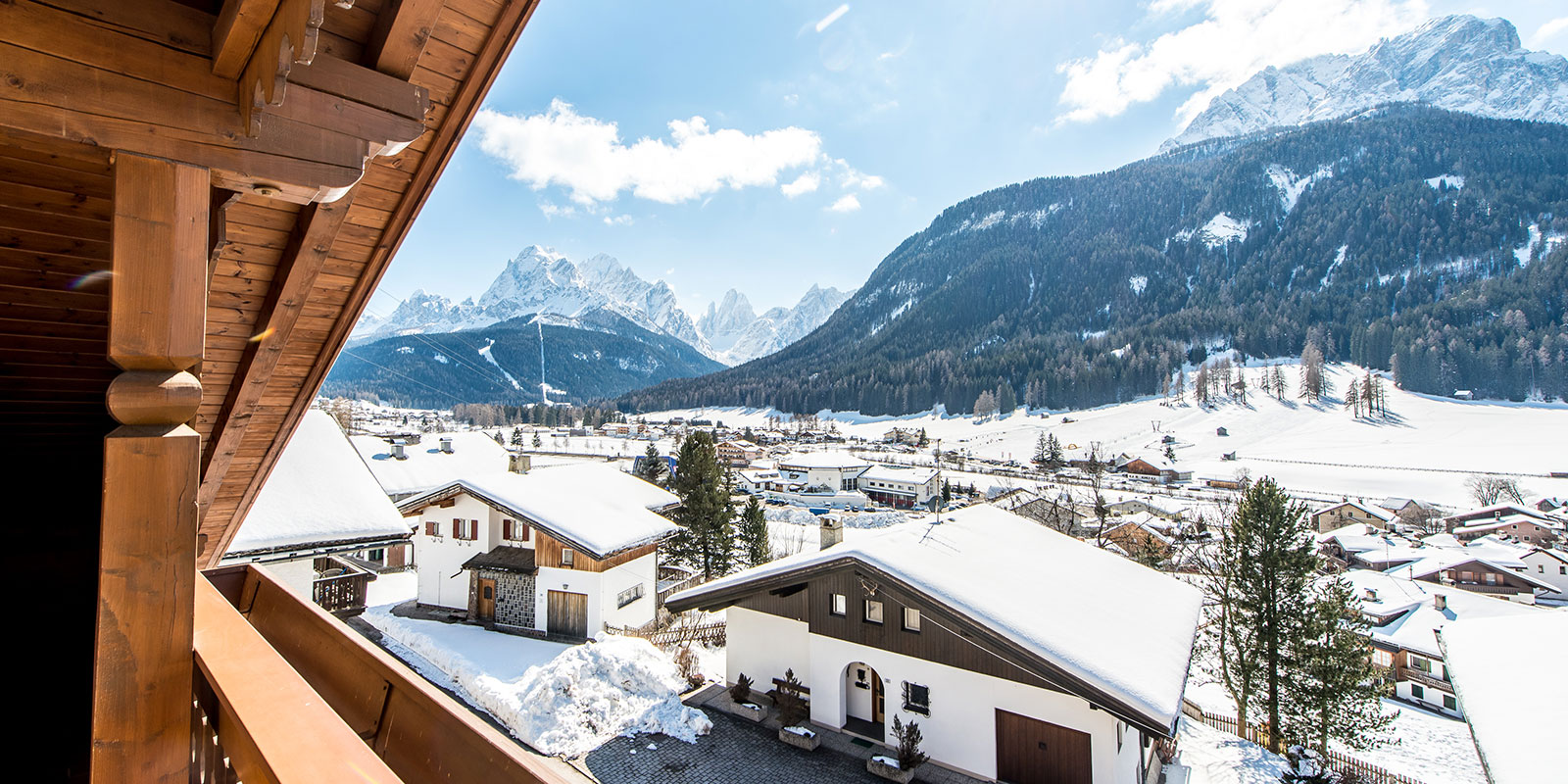 Residence a Sesto in Val Pusteria - Residence Floralp
